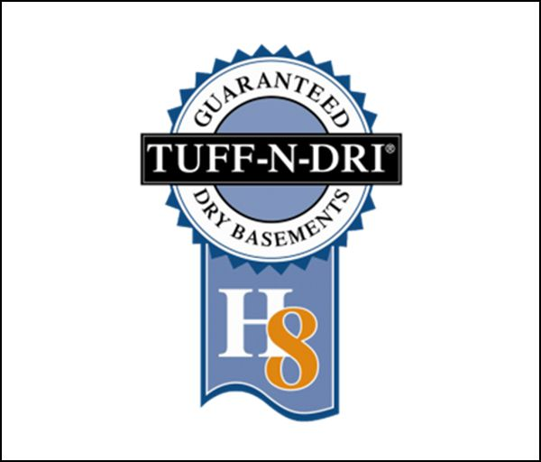TUFF-N-DRI Basement Waterproofing